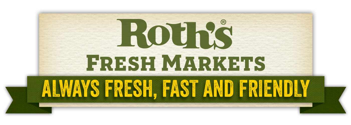 Roth's Fresh Markets - Top Quality Guaranteed.