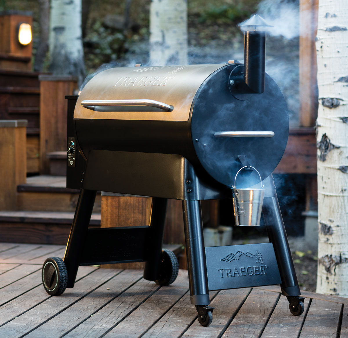 Traeger Grills at Roth's Fresh Markets